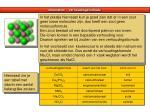 mineralen verhoudingsformule