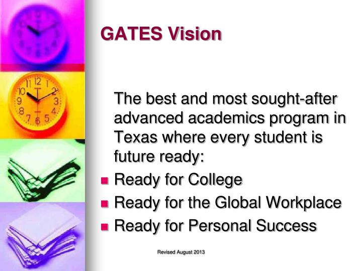 GATES Vision
