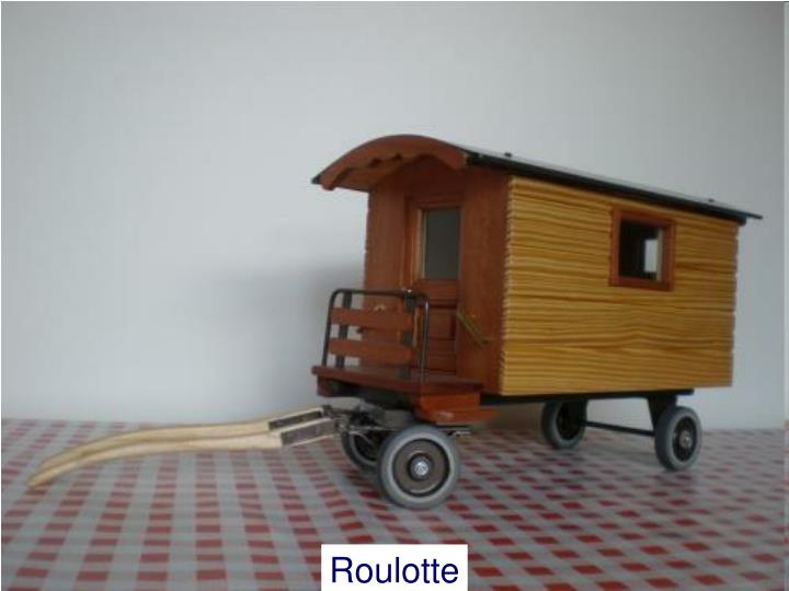Roulotte