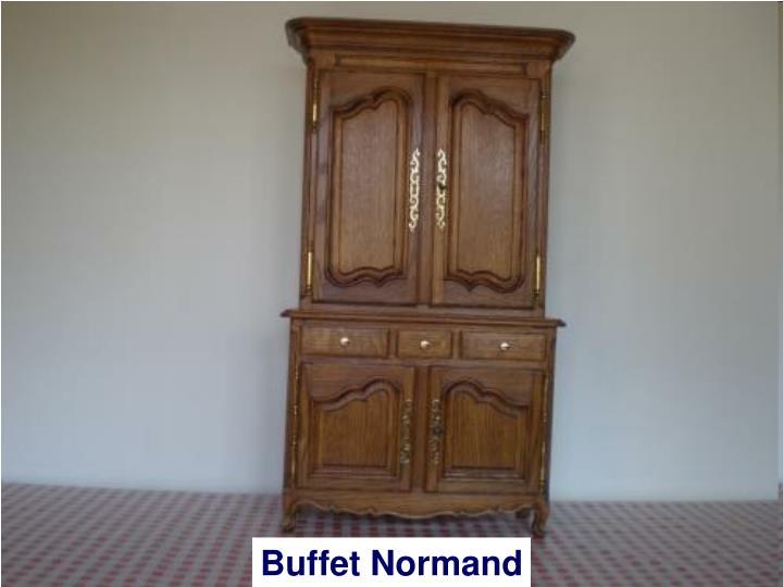 Buffet Normand