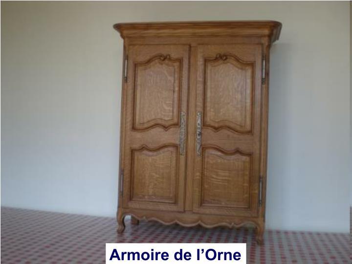 Armoire de l'Orne