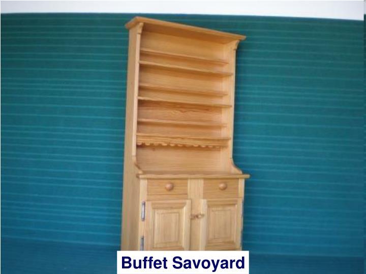 Buffet Savoyard