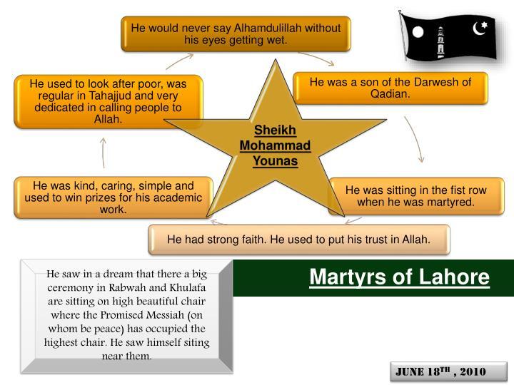 Sheikh Mohammad