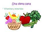 una dieta sana5