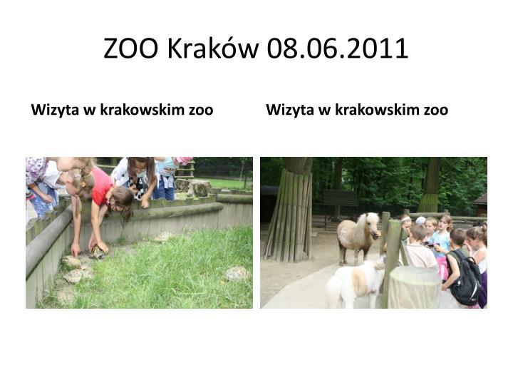 ZOO Kraków 08.06.2011