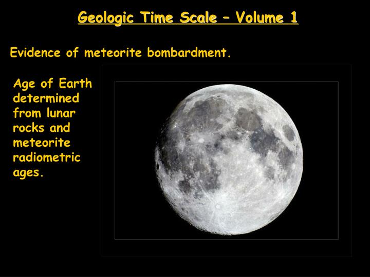 Geologic Time Scale – Volume 1