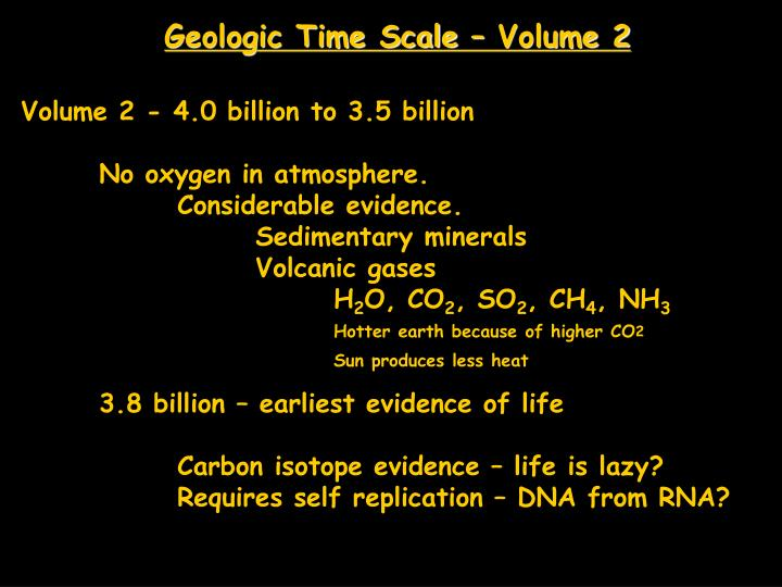 Geologic Time Scale – Volume 2