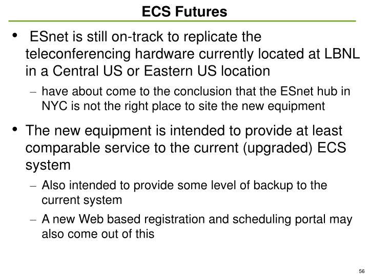 ECS Futures