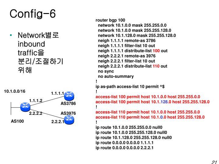 Config-6