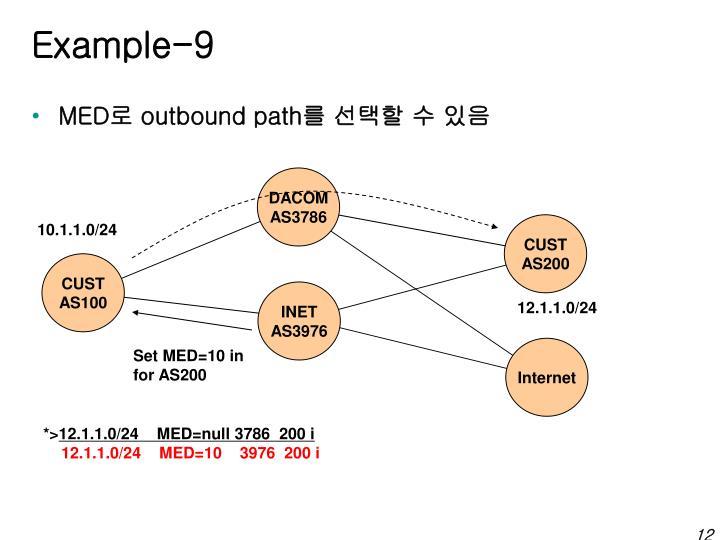 Example-9