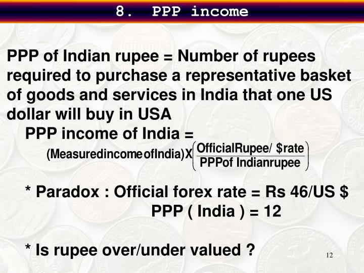 8.PPP income