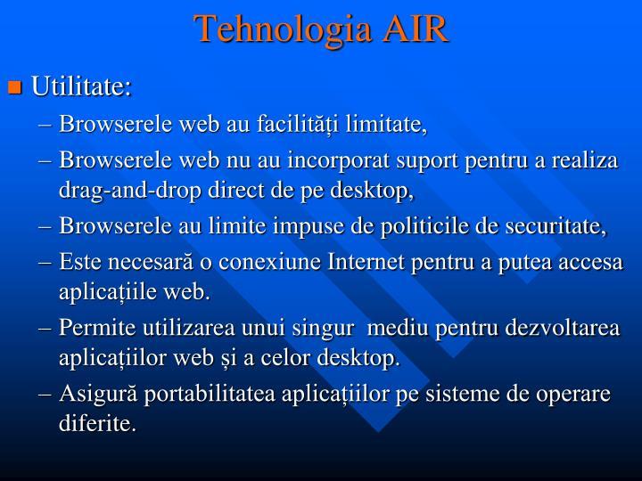 Tehnologia AIR