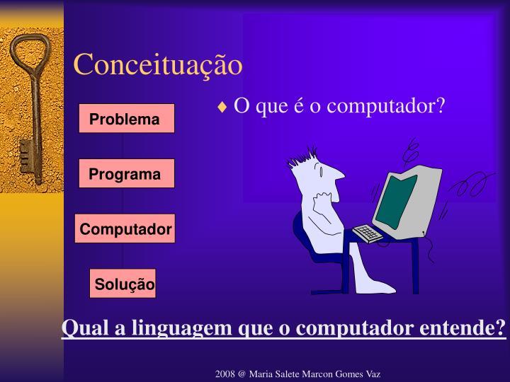Conceituação