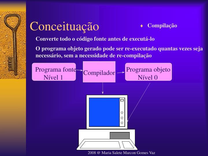 Programa fonte