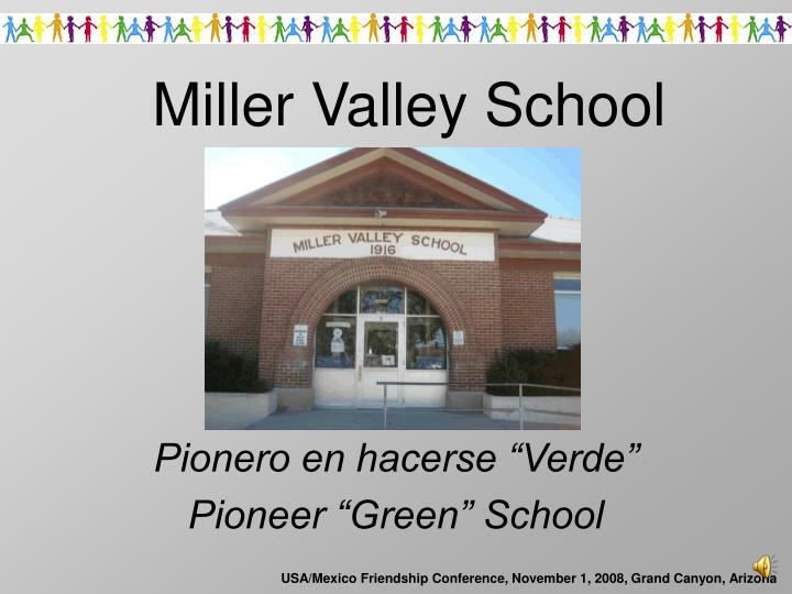miller valley school