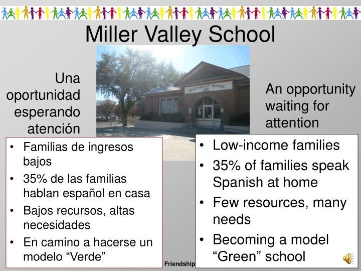 Familias de ingresos bajos