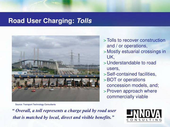 Road User Charging: