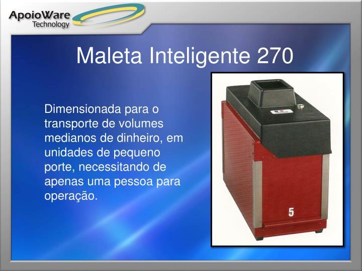 Maleta Inteligente 270