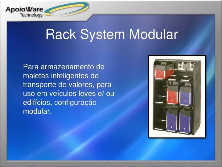 Rack System Modular