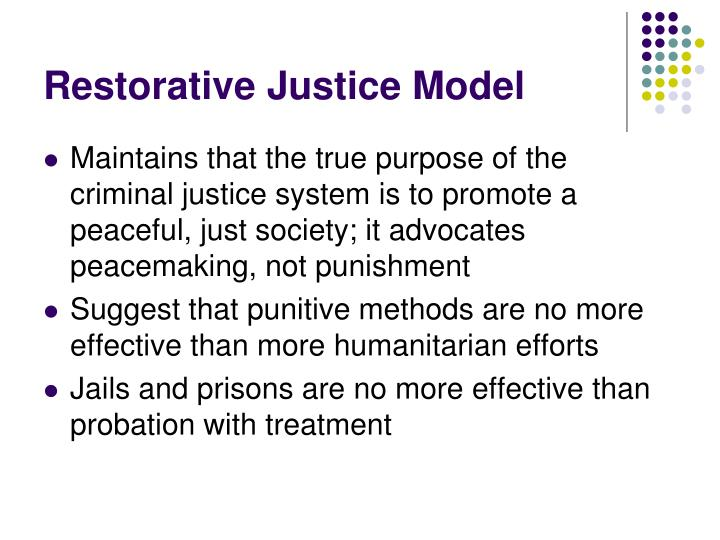 the 3 models of criminal justice Amazoncom: the sequential intercept model and criminal justice: promoting  community alternatives for individuals  only 3 left in stock (more on the way.