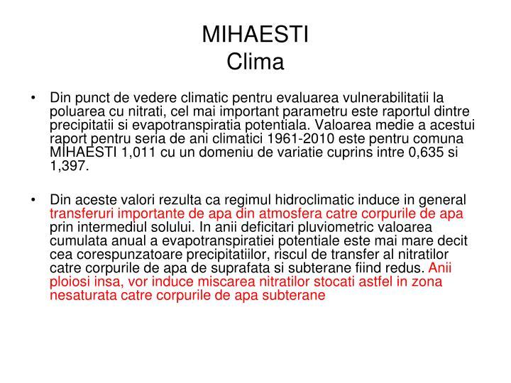 MIHAESTI
