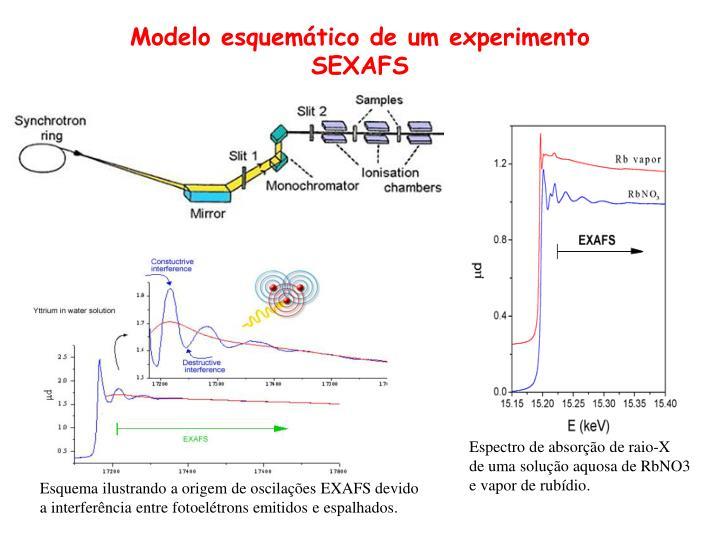 Espectro de absorção de raio-X