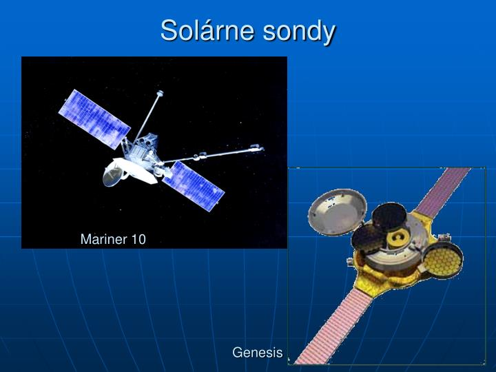 Solárne sondy