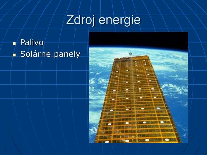 Zdroj energie