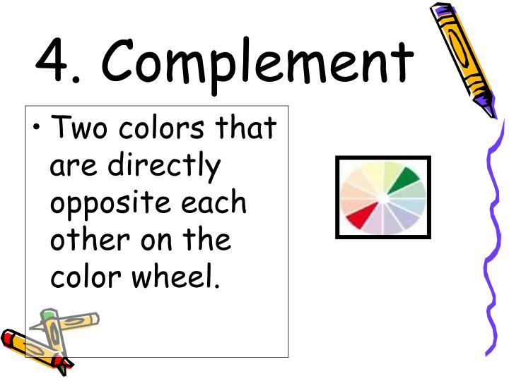 4. Complement