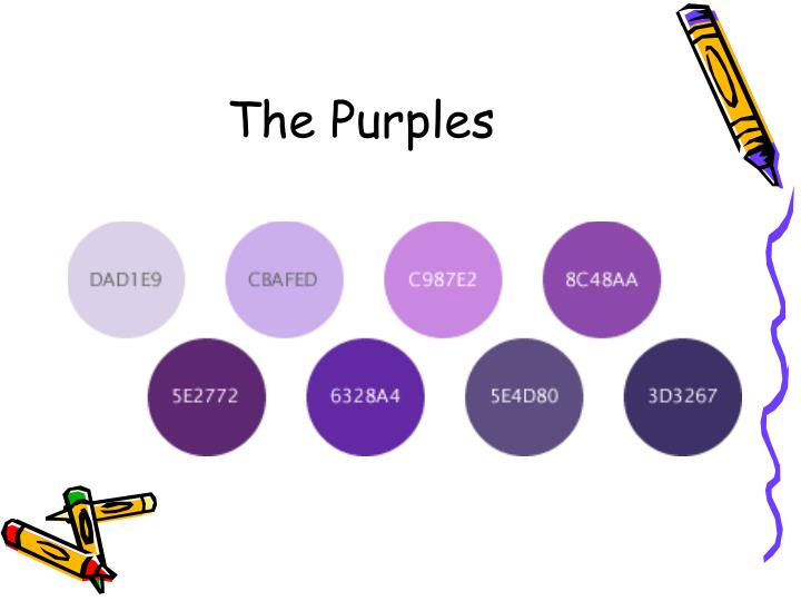 The Purples