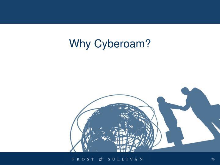 Why Cyberoam?