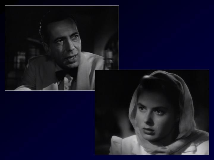 Piano ascolto - Casablanca