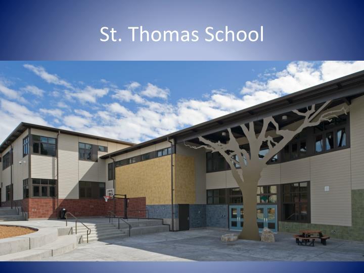 St. Thomas School