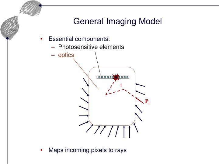 General Imaging Model