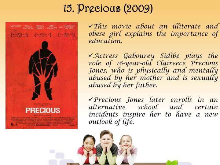 15. Precious (2009)