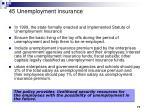 45 unemployment insurance