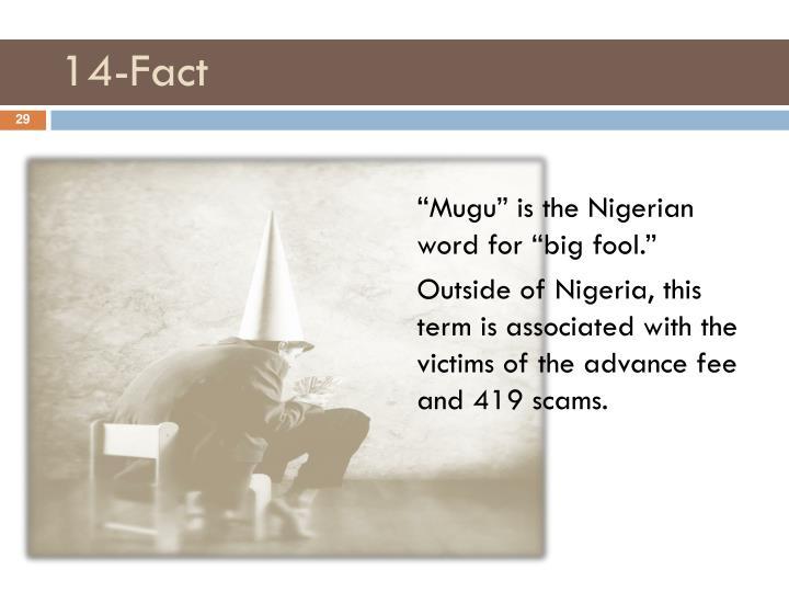 14-Fact