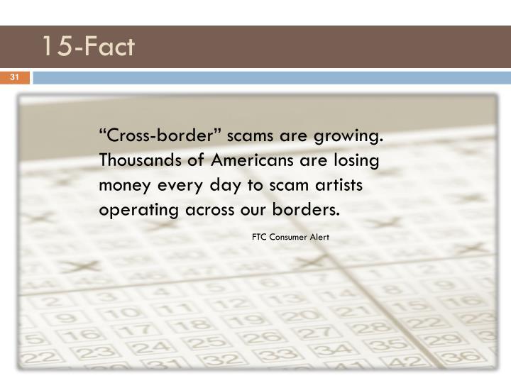 15-Fact