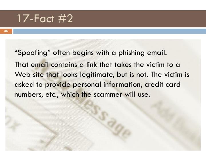 17-Fact #2