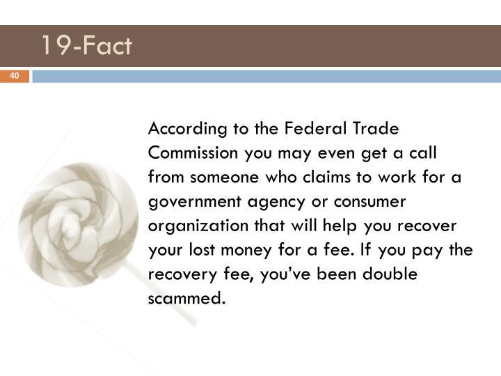 19-Fact