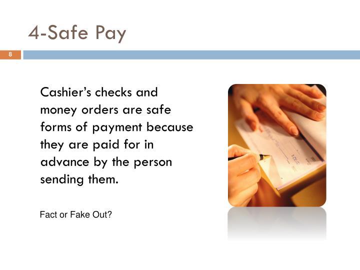 4-Safe Pay