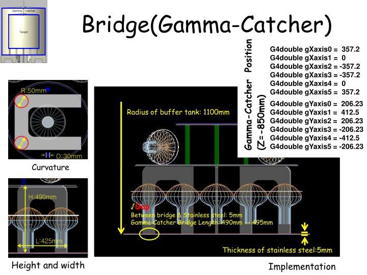 Bridge(Gamma-Catcher)