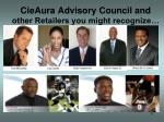 cieaura advisory council and other retailers you might recognize