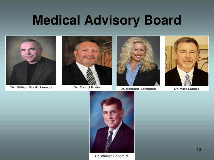 Medical Advisory Board