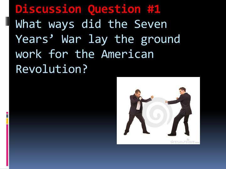 Discussion Question #1