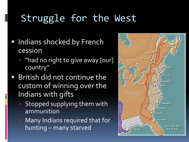 Struggle for the West