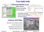 case study tools