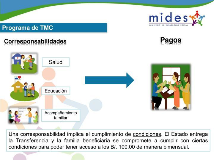 Programa de TMC