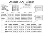 another olap session