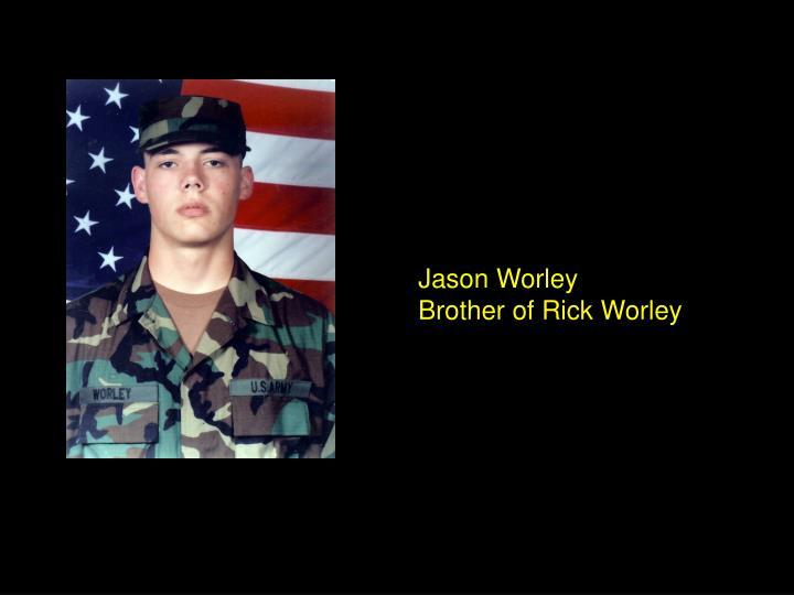 Jason Worley